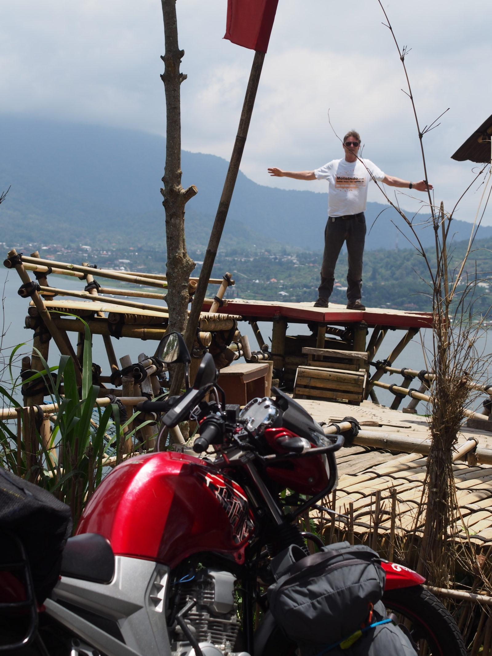 picnic ground on the way to Lovina, northern Bali